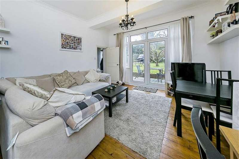 1 Bedroom Maisonette Flat for sale in Egmont Road, Sutton, Surrey