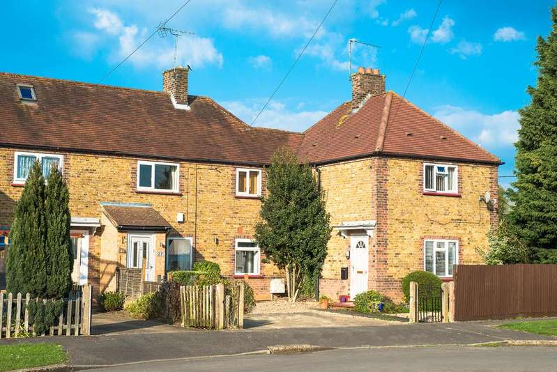 3 Bedrooms Terraced House for sale in Somerville Road, Eton SL4