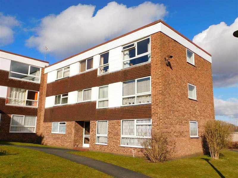 1 Bedroom Flat for sale in Balmoral Court, Kidderminster