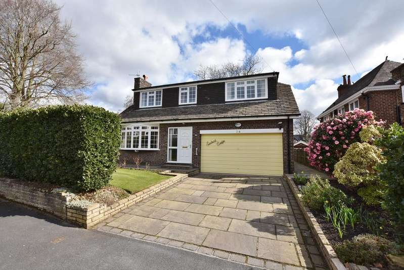 4 Bedrooms Detached House for sale in Seddon Road, Hale