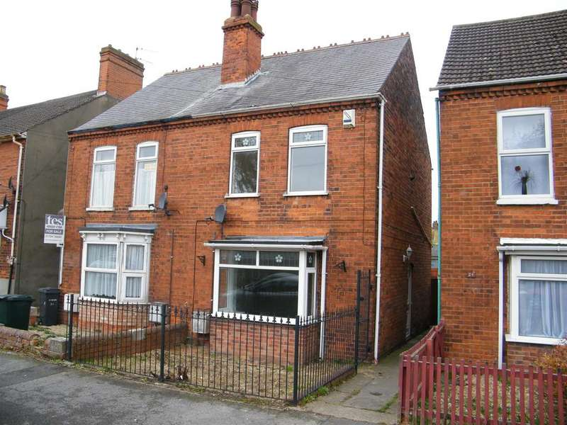 3 Bedrooms Semi Detached House for sale in Alexandra Road, Skegness, Lincs, PE25 3RE