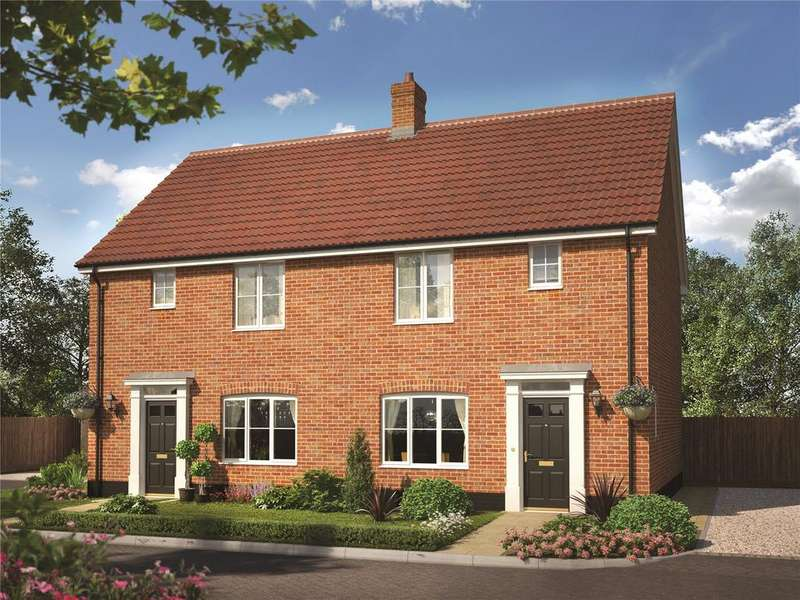 3 Bedrooms Detached House for sale in Plot 19, The Hawthorn, Ashe Road, Tunstall, Woodbridge, Suffolk, IP12