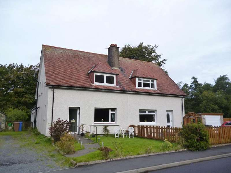 5 Bedrooms Semi Detached House for sale in 41 Ferry Road, Isle of Cumbrae, KA28 0HG