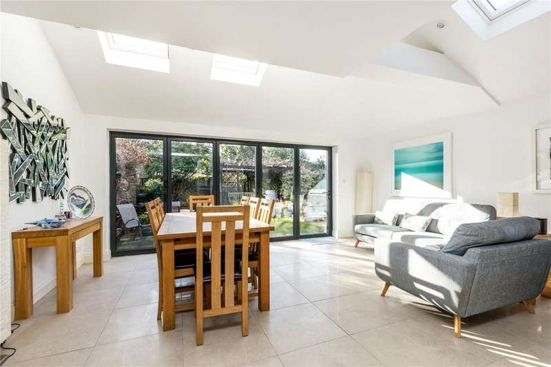 4 Bedrooms Semi Detached House for sale in St. Paul's Road, Chichester, West Sussex
