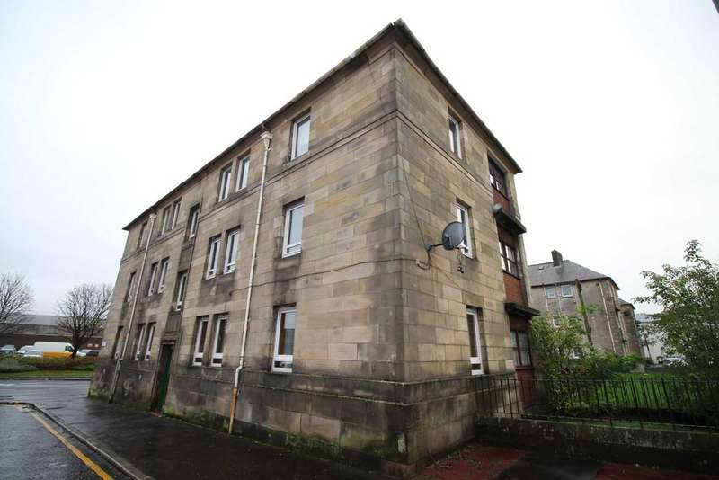 2 Bedrooms Flat for sale in 2/2, 1 Sir Michael Place, Greenock, PA15 1PG
