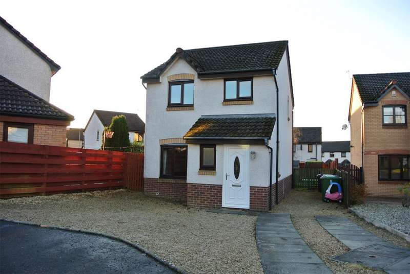 3 Bedrooms Detached House for sale in 1 Powmillon Court, Strathaven, ML10 6UF