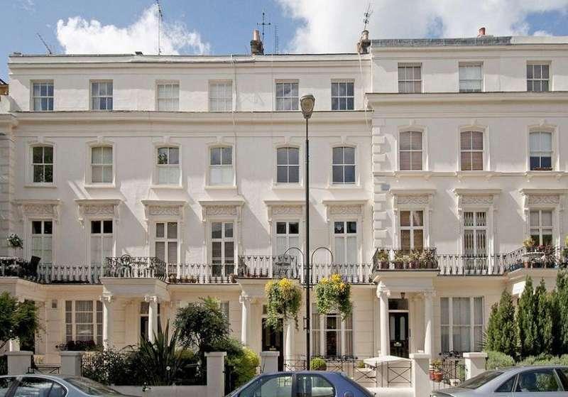 1 Bedroom House for rent in Clarendon Gardens, Little Venice, W9