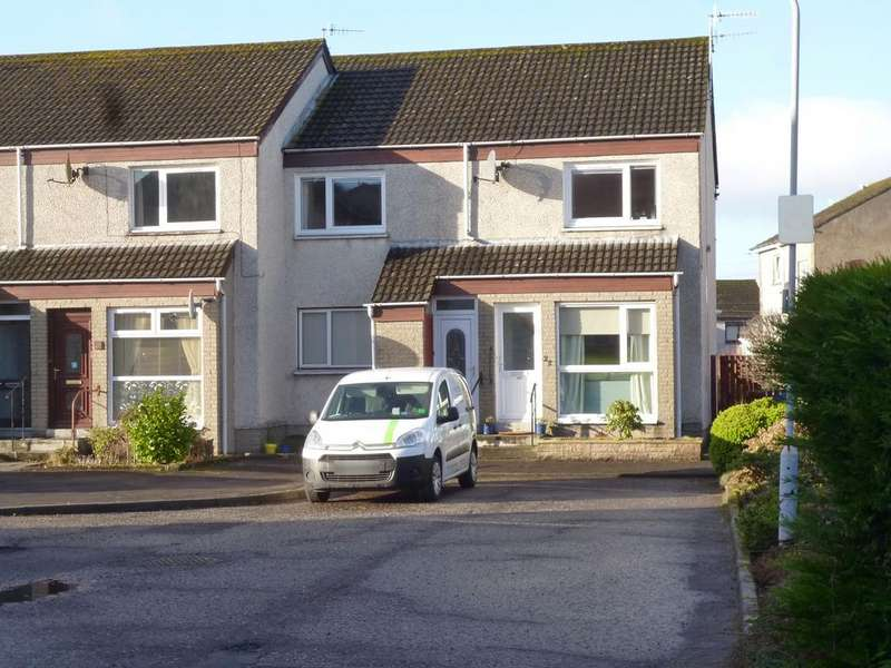 2 Bedrooms Flat for sale in 21 Park View, Largs, KA30 9HN