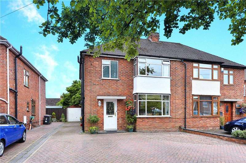 4 Bedrooms Semi Detached House for sale in Woodland Avenue, Kidderminster, Worcestershire, DY11