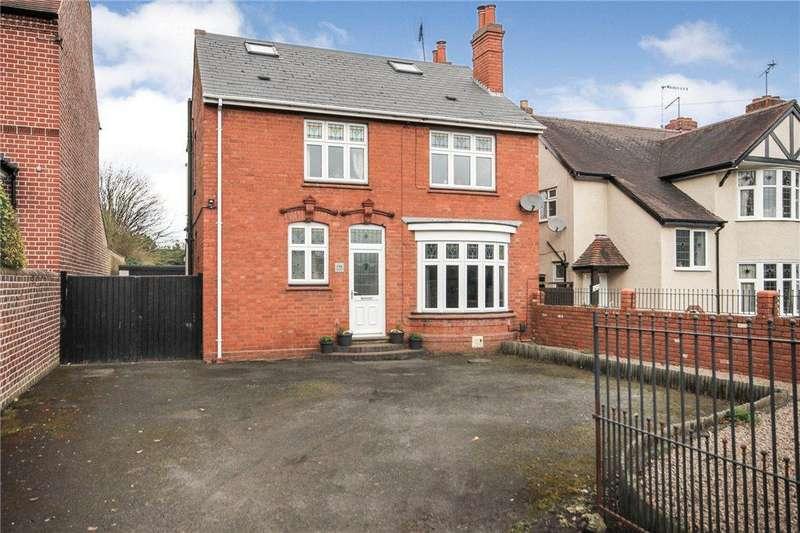 5 Bedrooms Detached House for sale in Norton Road, Stourbridge, West Midlands, DY8