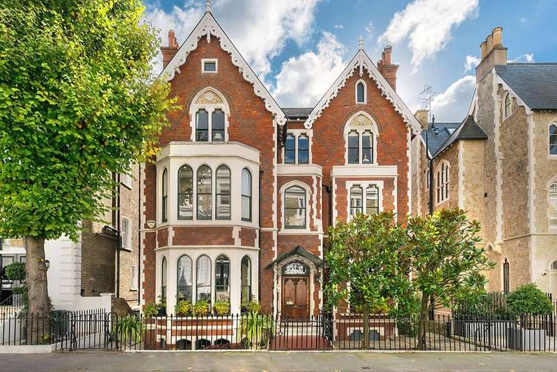 6 Bedrooms Detached House for sale in Phillimore Place, Kensington, London
