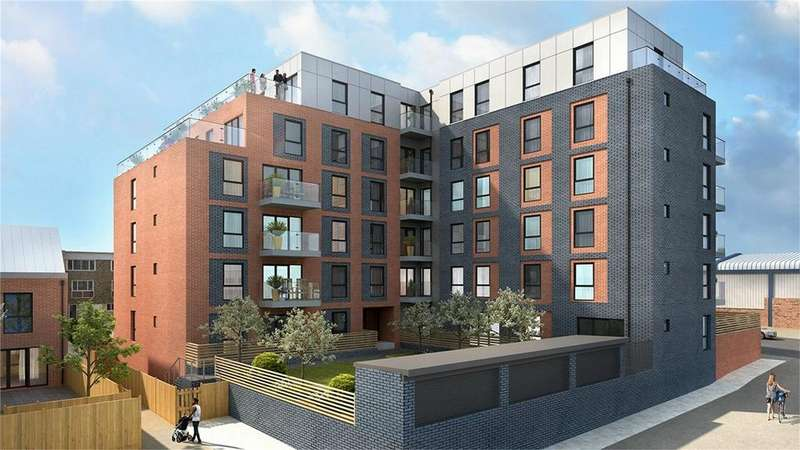 2 Bedrooms Flat for sale in New Wave, Hove, East Sussex