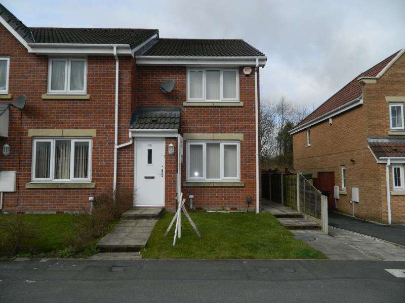 2 Bedrooms Town House for rent in Kelstern Close, Bolton, BL2