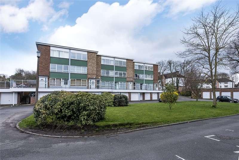 2 Bedrooms Flat for sale in Cranebrook, Manor Road, Twickenham, TW2