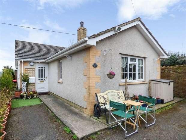 2 Bedrooms Detached Bungalow for sale in Honeysuckle Cottage, Prospect, Aspatria, Wigton, Cumbria