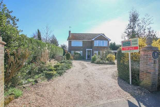4 Bedrooms Detached House for sale in Southfields, North Runcton
