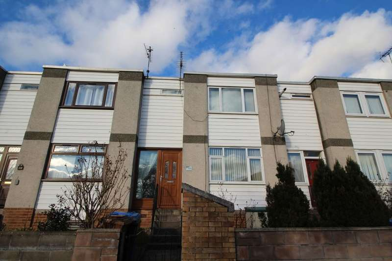 3 Bedrooms Property for sale in Thurso Crescent, Dundee, DD2