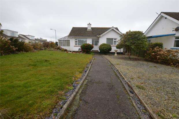 2 Bedrooms Detached Bungalow for sale in Penware Parc, Camborne, Cornwall