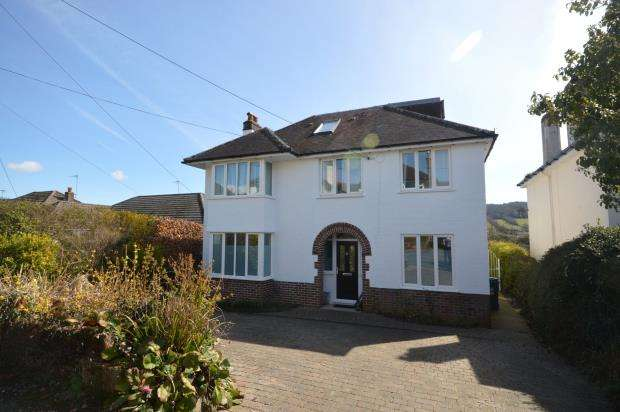 4 Bedrooms Detached House for sale in Newlands Road, Sidmouth, Devon