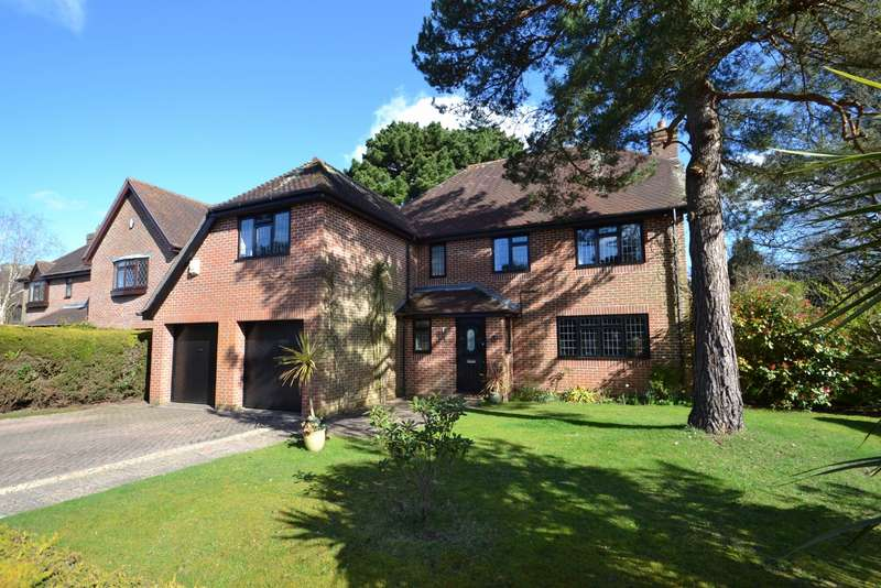 5 Bedrooms House for sale in Corfe Mullen
