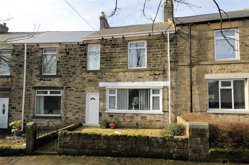 3 Bedrooms Terraced House for sale in Queens Parade, Annfield Plain, Stanley, DH9