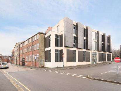 1 Bedroom Flat for sale in Gibson Works, 63 St. Marys Road, Sheffield, South Yorkshire