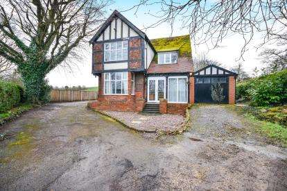 4 Bedrooms Detached House for sale in Cauldwell Road, Sutton In Ashfield, Nottinghamshire, Notts