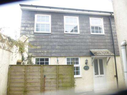 2 Bedrooms Semi Detached House for sale in Church Street, Callington, Cornwall
