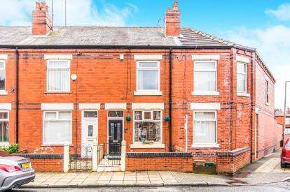 3 Bedrooms Terraced House for sale in Dawson Street, Portwood, Stockport, Greater Manchester