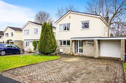 4 Bedrooms Link Detached House for sale in Paddock Gardens, Alveston