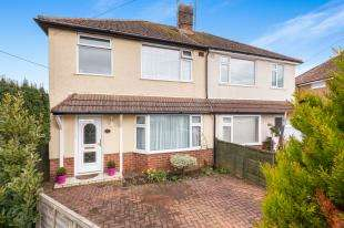 3 Bedrooms Semi Detached House for sale in Downland Avenue, Bexhill, East Sussex, N/A
