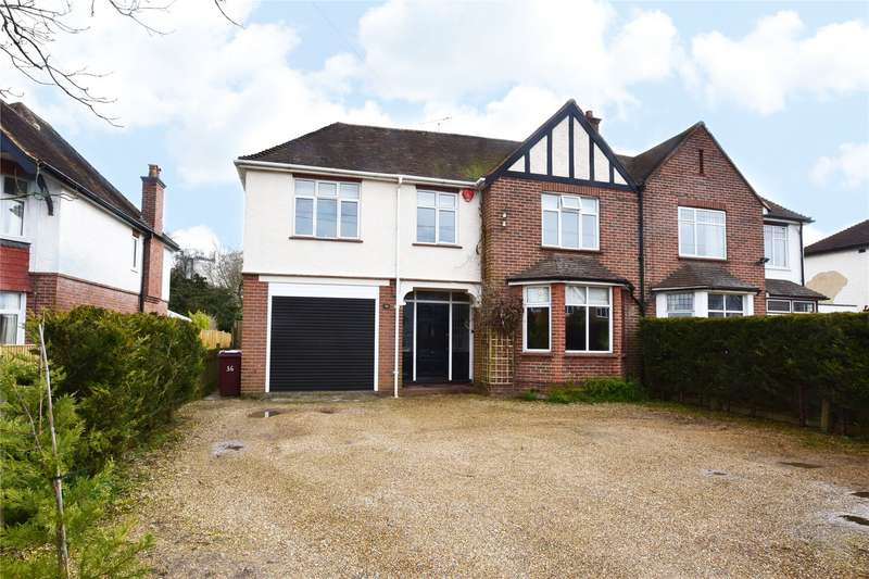 5 Bedrooms Semi Detached House for sale in Elm Road, Reading, Berkshire, RG6