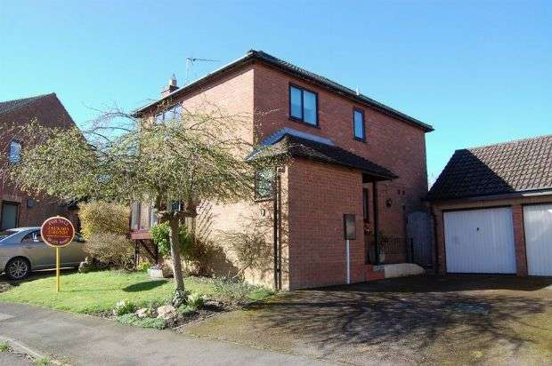 3 Bedrooms Detached House for sale in The Leys, Long Buckby, Northampton NN6 7YD