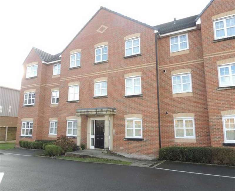 2 Bedrooms Flat for sale in Palatine Street, Denton, Manchester