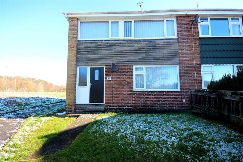 3 Bedrooms Semi Detached House for sale in Fulforth Way, Sacriston, Durham