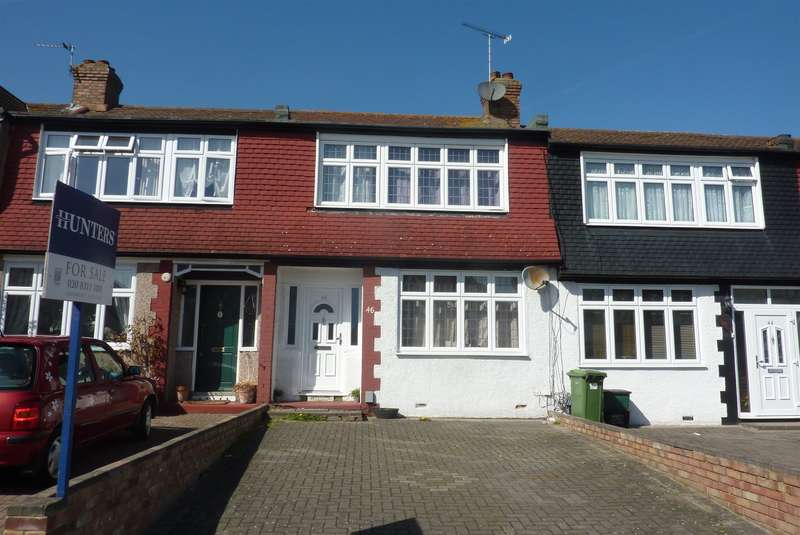 3 Bedrooms Terraced House for sale in Glenview, Upper Abbey Wood, London, SE2 0SQ