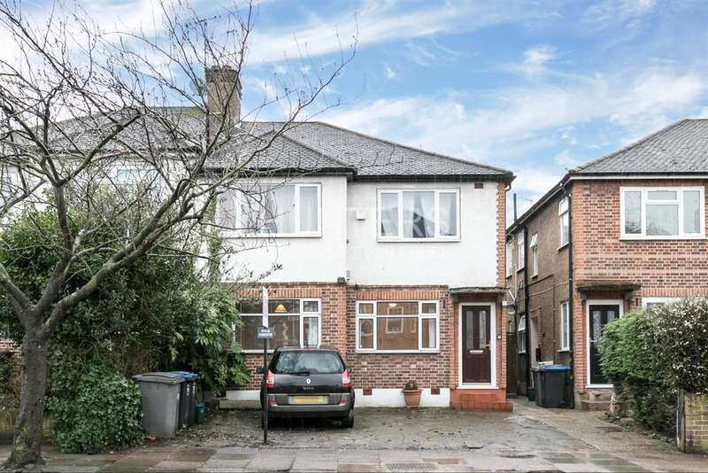 2 Bedrooms Ground Maisonette Flat for sale in Chambers Lane, London, NW10 2RP