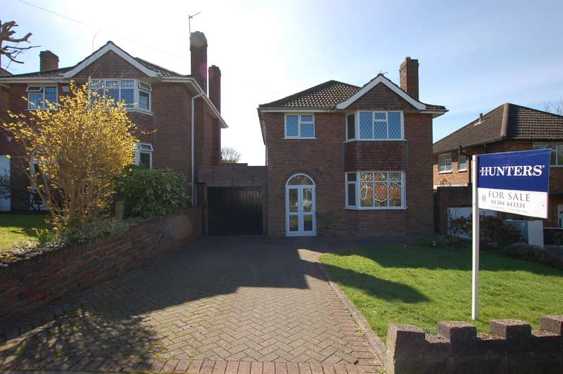 3 Bedrooms Detached House for sale in The Knoll, Kingswinford