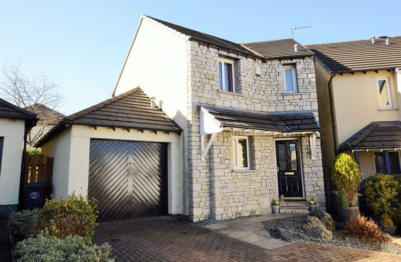 3 Bedrooms Detached House for sale in Wasdale Close, Kendal