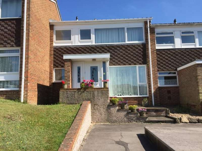 3 Bedrooms Terraced House for sale in Osward, Court Wood Lane, Croydon, CR0 9HD