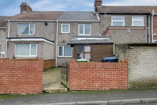 3 Bedrooms Terraced House for sale in Dene Avenue, Peterlee, Durham, SR8 3NJ