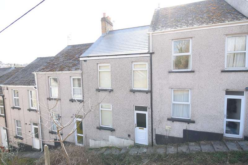 2 Bedrooms Terraced House for sale in Gladstone Terrace , (off Osborne Road), Pontypool, NP4