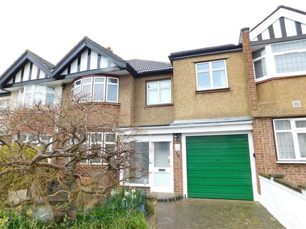 4 Bedrooms Semi Detached House for sale in Sandhurst Avenue, Surbiton