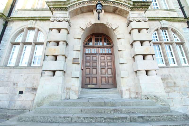1 Bedroom Apartment Flat for sale in Shire Hall, Pentonville, NEWPORT, NP20