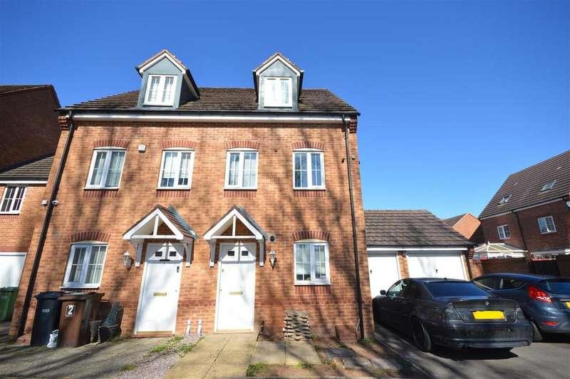 3 Bedrooms Semi Detached House for sale in Leyburn Road, Birmingham