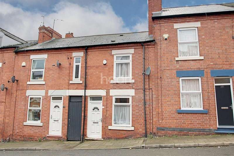 3 Bedrooms Terraced House for sale in Belvoir Street, Hucknall