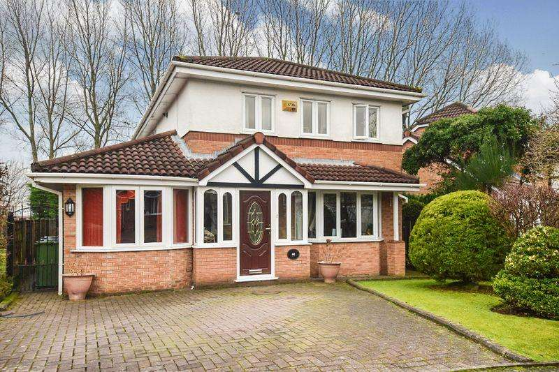 4 Bedrooms Detached House for sale in Chapeltown Road, Outwood. LAKE VIEWS TO THE REAR, 4 BEDROOMS
