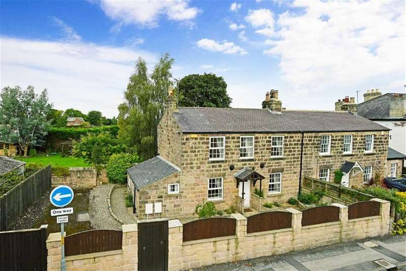3 Bedrooms Semi Detached House for sale in Silverfields Road, Harrogate, North Yorkshire