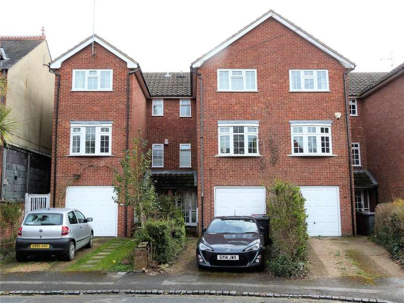 4 Bedrooms Terraced House for sale in Denmark Road, Reading, Berkshire, RG1