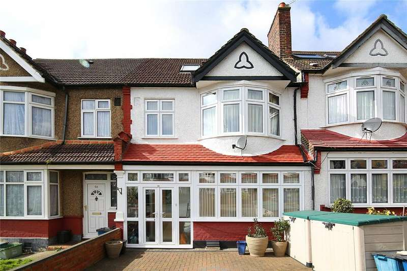 5 Bedrooms Terraced House for sale in Briar Road, Norbury, SW16